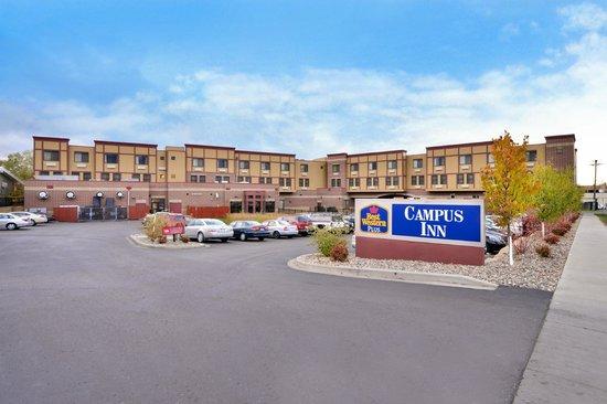 BEST WESTERN PLUS Campus Inn: Exterior