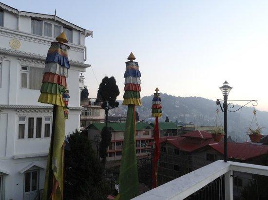 Little Tibet Resort: View