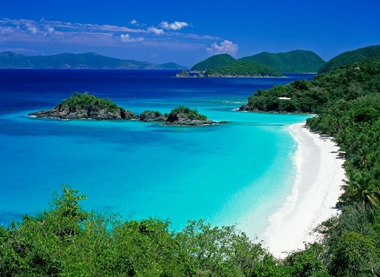 Island Roots Charters: Trunk Bay