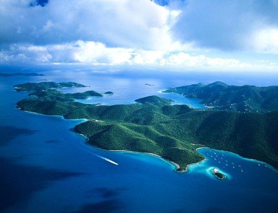 Island Roots Charters: Circumnavigate St. John