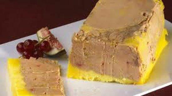restaurant dimitri : Foie gras maison