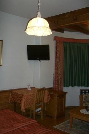 Hotel Montana: tv piatta