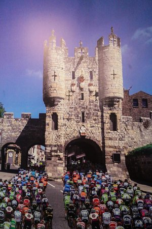 Your Bike Shed: Micklegate Bar
