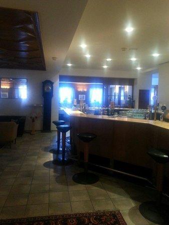 Apres Post Hotel: Eingangsbereich