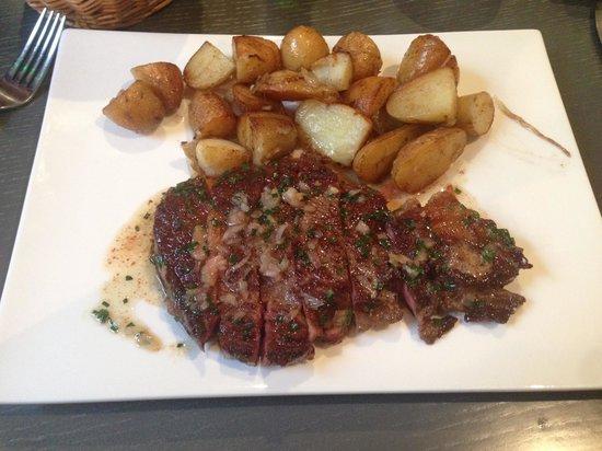 Le chemin de table french restaurant 15 rue saint for Plat simple et convivial