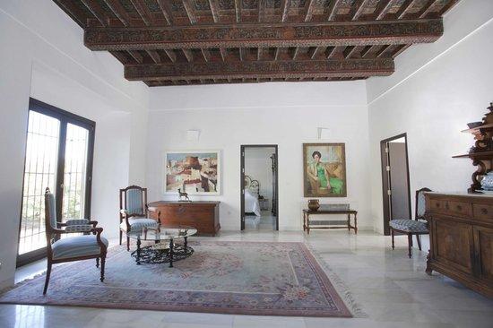 Hotel Abades La Marquesa: Salón Edificio Renacentista