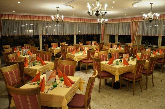 Hotel Schönegg: sala da pranzo