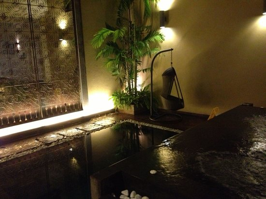 Colombo Court Hotel & Spa: Plunge pool