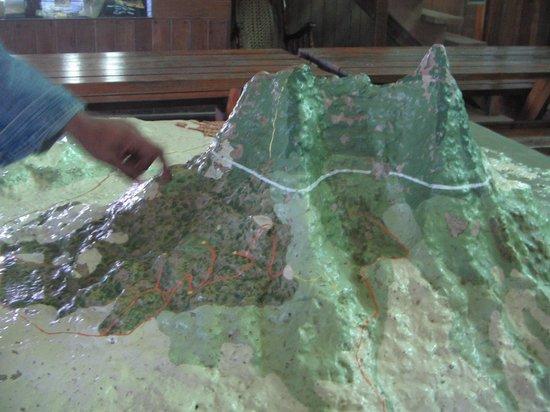 Mombacho Volcano: Volcán Mombacho