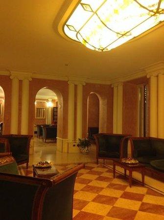 Grand Hotel Britannia Excelsior: Ingresso hotel