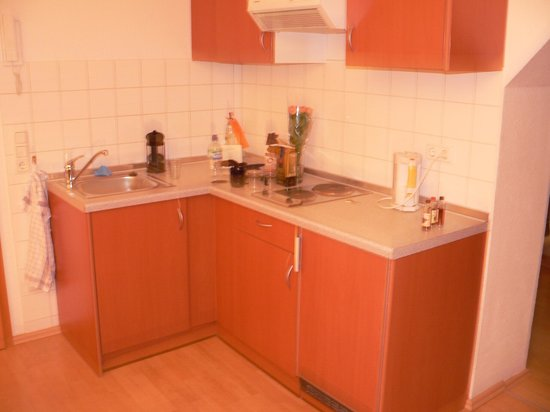 Altwernigeröder Apparthotel: Kitchenette
