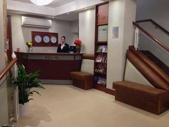 Best Western Airlink Hotel London Heathrow : Reception