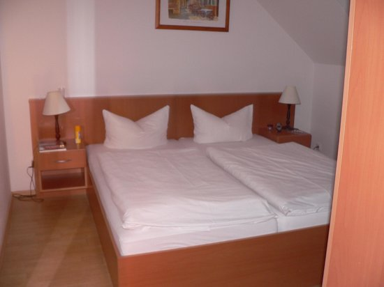 Altwernigeröder Apparthotel: Beds