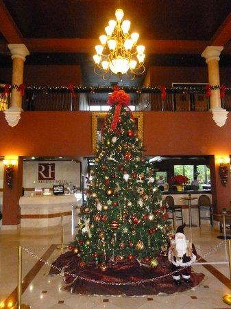 Regency Hotel Miami: Decoración Navideña del hotel