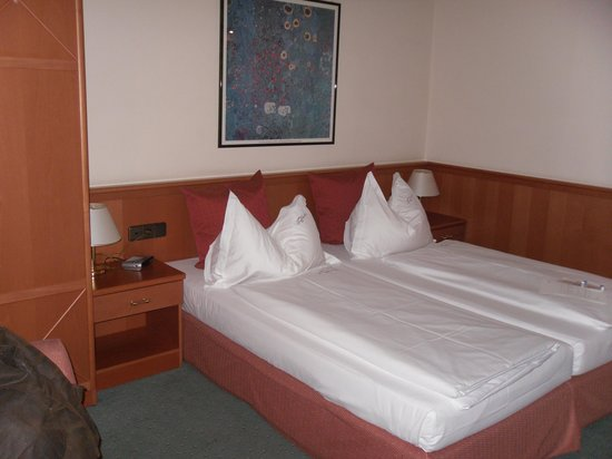 Hotel Beethoven Wien: Chambre