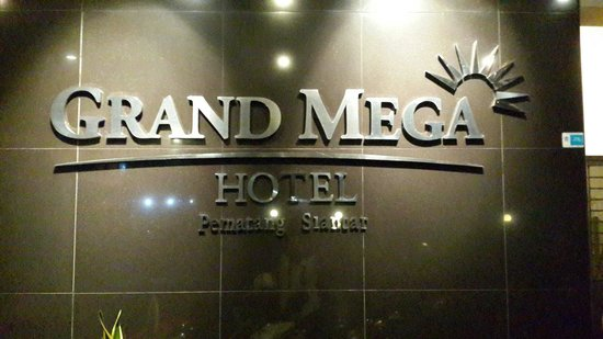 Grand Mega Hotel: Very nice hotel with wifi