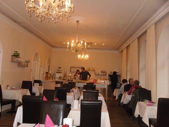 Hotel Beethoven Wien: Petit déjeuner