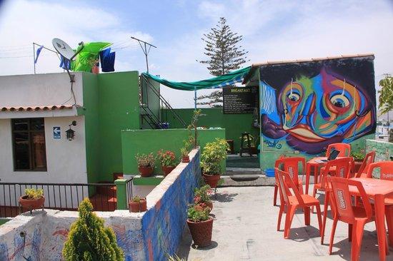 Bothy Hostel Arequipa : Hostel6