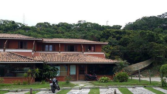 El Parador Pousada: Habitaciones con balcones