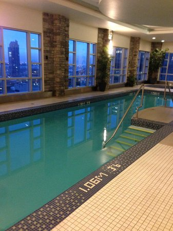 Hyatt Regency Calgary: nice pool