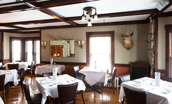 The INN : The Dining Room