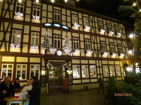 Ringhotel Weisser Hirsch: Weisser Hirsch im Advent