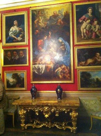 Museo Casa Martelli: Museo di Casa Martelli a Firenze, una sala