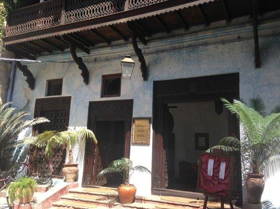 Emerson Spice : Hotel facade