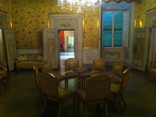 Museo Casa Martelli: Museo di Casa Martelli a Firenze, il salotto
