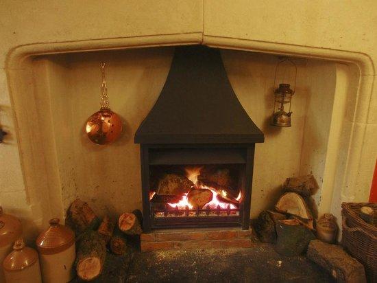 Downside Inn: The wonderful fireside