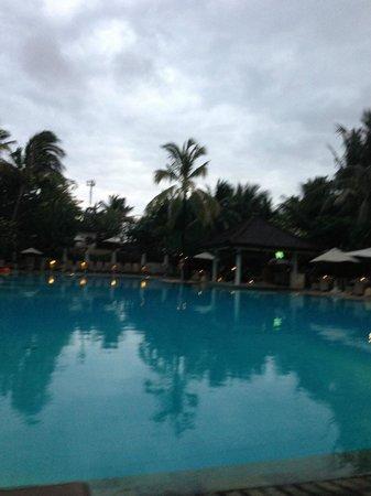 Padma Resort Legian: закат
