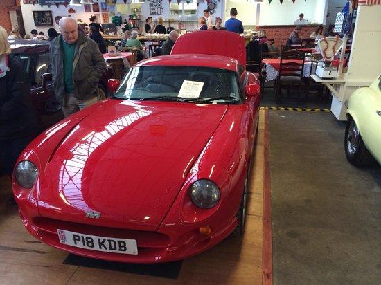 Holmfirth Classic Cars