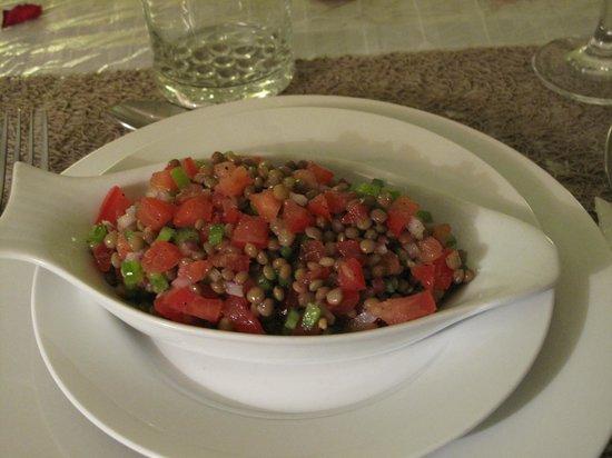 Riad Noos Noos : Salade Marocaine