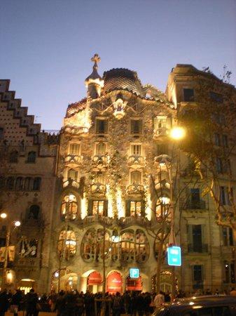 HCC Taber: Casa Batlló a due passi dall'hotel