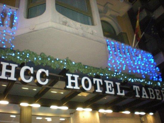 HCC Taber: Vista dell'Hotel dall'esterno