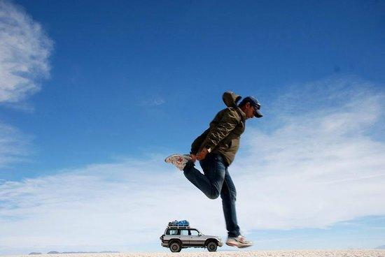 Salar de Uyuni : Salar 3