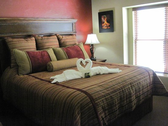 Cable Mountain Lodge : Bedroom