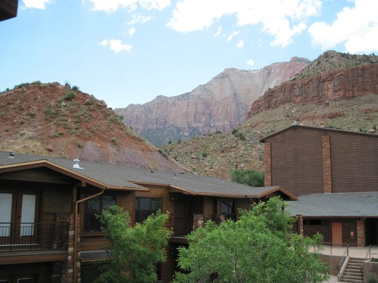 Cable Mountain Lodge : Another room