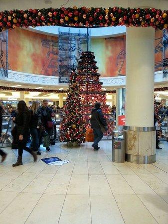 Einkaufszentrum Limbecker Platz