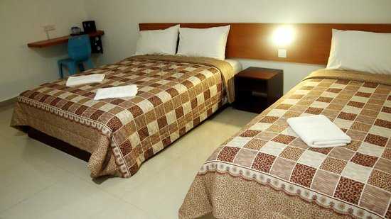 Manjung District, Malaysia: Double and single room