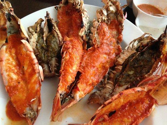 Seven Seafood & Grill : Shellfish Platter