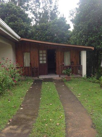 Belcruz B&B: Our cabin