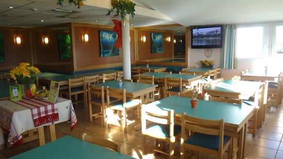 Hotel Roi Soleil Colmar: Salão do restaurante