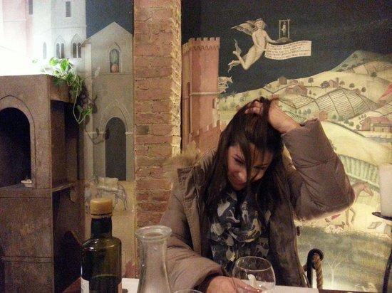 Gallo Nero..great restaurante