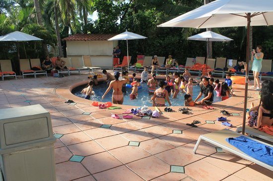 Sunscape Dorado Pacifico Ixtapa: Kid's Pool