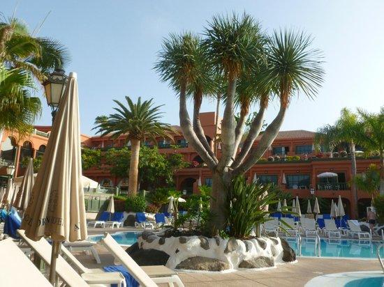 Colon Guanahani - Adrian Hoteles: Côté piscine