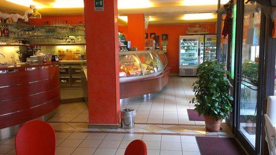 Gelateria Caffetteria Quadrifoglio: gelateria