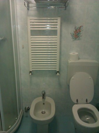 Albergo Marin : Bathroom