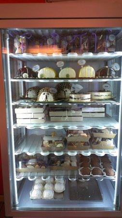 Gelateria Caffetteria Quadrifoglio: bocconcini gelato