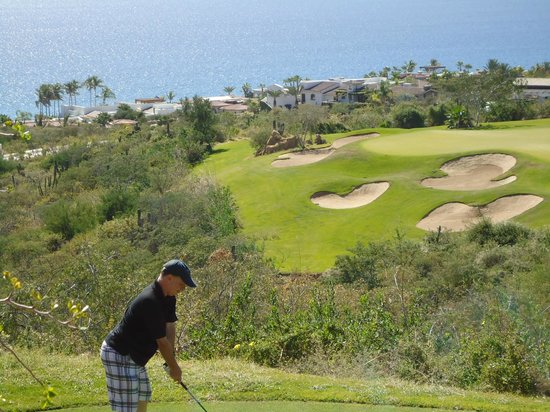 Puerto Los Cabos Golf Club: Beautiful view from every hole